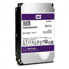 Ổ cứng HDD Western Purple 10TB SATA 3 256MB Cache