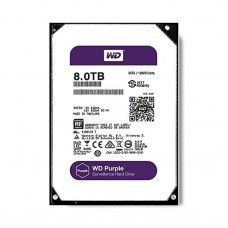 Ổ cứng HDD Western Purple 8TB SATA 3 256MB Cache