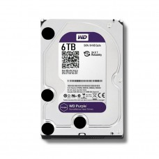 Ổ cứng HDD Western Purple 6TB SATA 3 64MB Cache